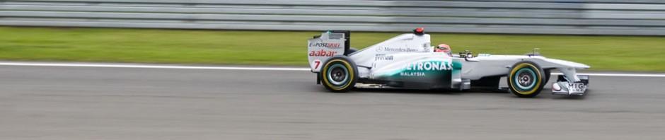 Michael Schumacher Nürburgring 2011